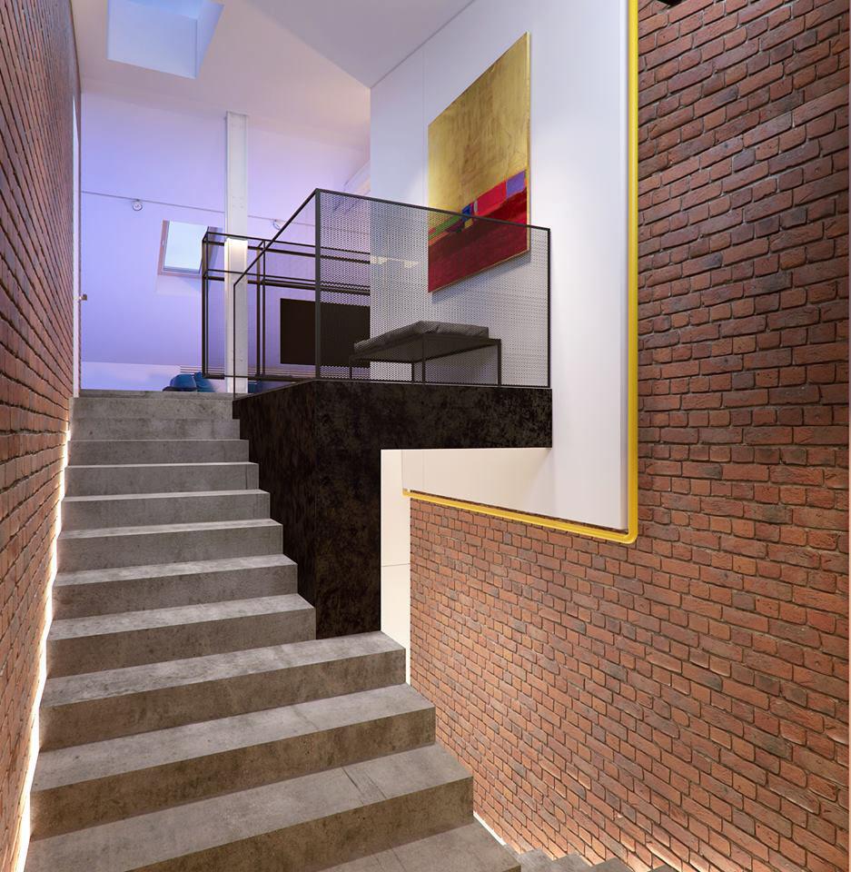 concrete-staircase