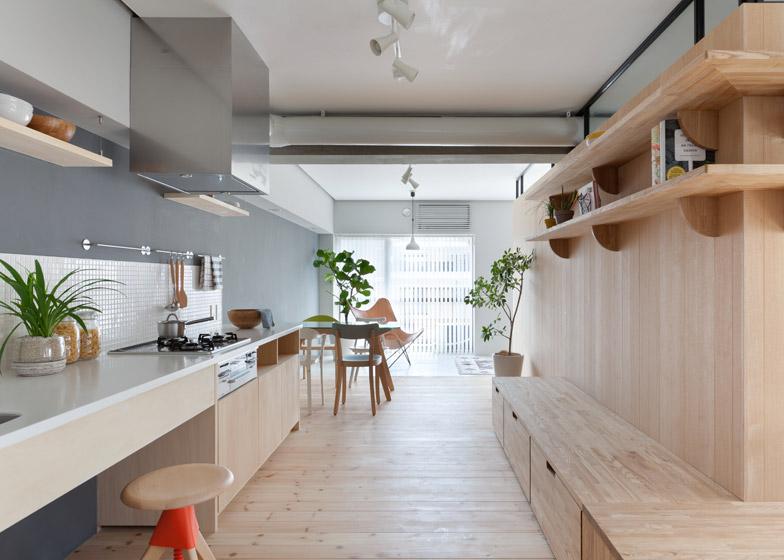 Fujigaoka-M-Apartment-Small-Apartment-Sinato-Tokyo-Kitchen-Humble-Homes