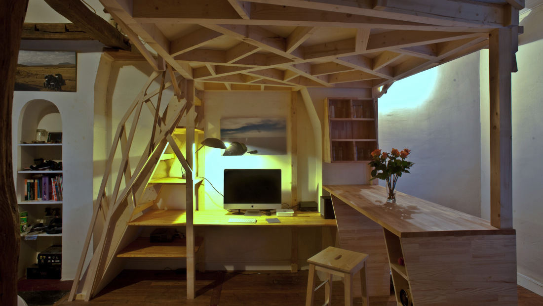 Paris-Apartment-Redesign-Fabbricabois-Timber-Loft-3-Humble-Homes