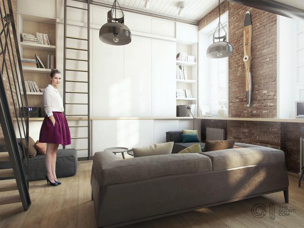 beautiful-small-apartment-600x450