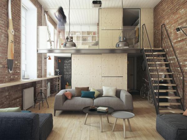 two-story-loft-600x450