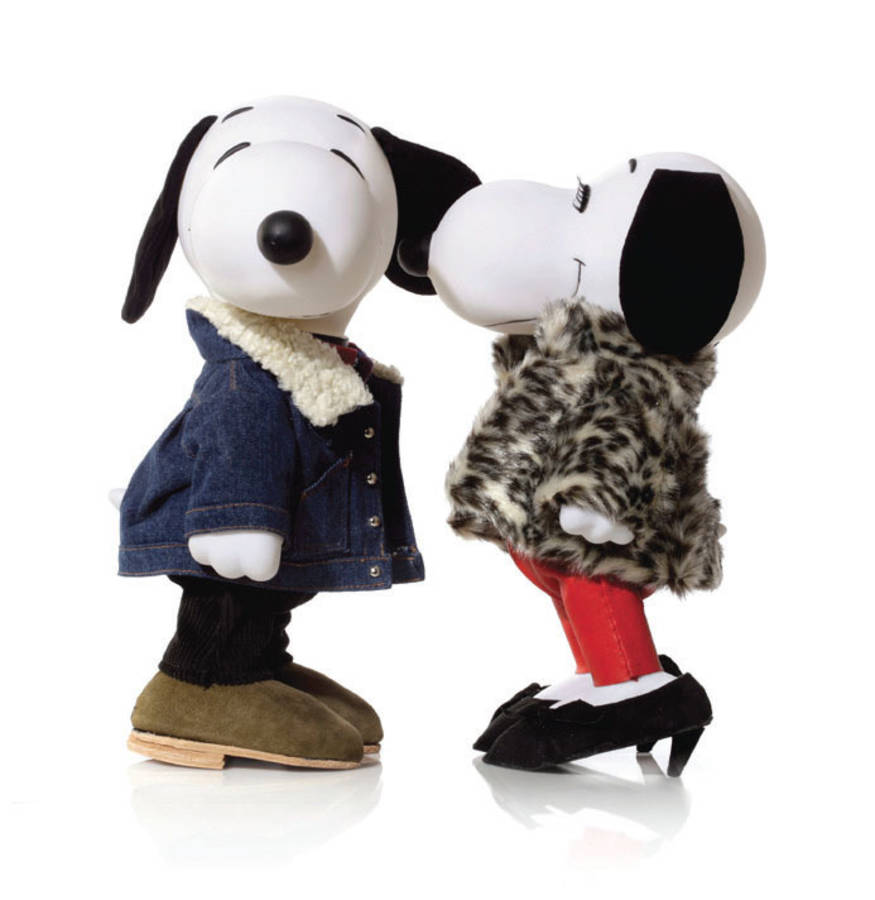 Quand-les-couturiers-relookent-Snoopy