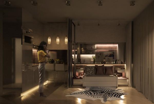 stylish-small-loft-design-600x403