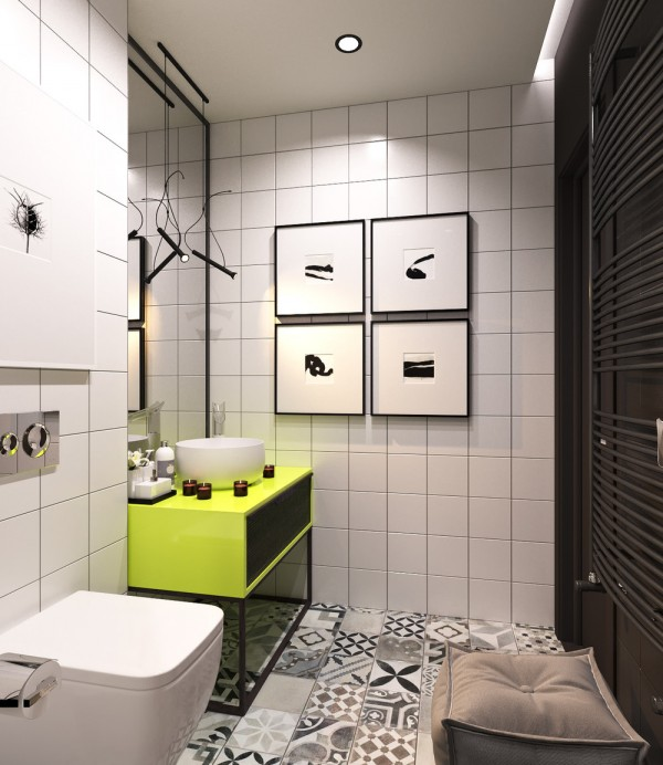cute-green-bathroom-decor-600x692