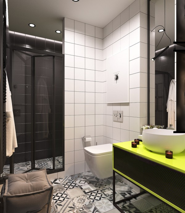lime-green-bathroom-accents-600x692